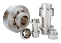 flexible coupling: torsionally soft coupling max. 65 000 Nm | POLY series KTR