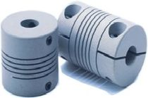 flexible coupling: aluminum beam coupling 1.2 - 51 lb.in | A series HELICAL