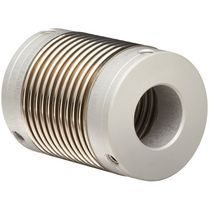 flexible coupling: backlash-free shaft coupling  A.C.C.&S