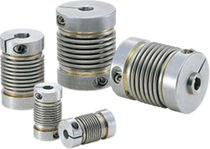 flexible coupling: bellows coupling 0.9 - 270 Nm | MKM-C series NBK