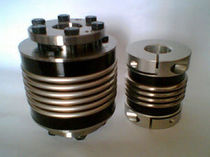 flexible coupling: bellows coupling  Chinabase Machinery (Hangzhou)