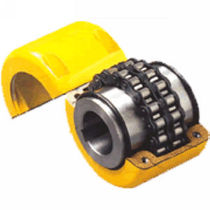 flexible coupling: chain coupling  Chinabase Machinery (Hangzhou)