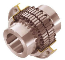 flexible coupling: elastic coupling 90 - 800 000 Nm | WINFLEX T series CMD