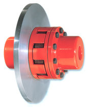 flexible coupling: elastic coupling 600 - 13 350 Nm | K series Pintsch Bubenzer