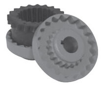 flexible coupling: gear coupling Maska 4-Flex MASKA