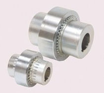flexible coupling: gear shaft coupling  KHK