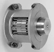 flexible coupling: grid coupling max. 1 650 000 lb.in, max. 4 500 rpm Lovejoy