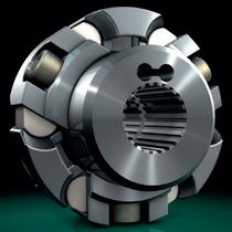 flexible coupling: jaw coupling hub 32 - 1 000 Nm | CENTAFLEX-B CENTA