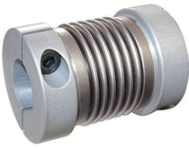 flexible coupling: metal bellows coupling  Reliance Precision Mechatronics