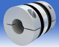 flexible coupling: metal bellows coupling 15 - 1 500 Nm | BK2 series R + W Coupling Technology