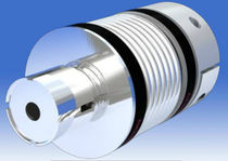 flexible coupling: miniature bellows coupling 0.5 - 10 Nm | MK6 series R + W Coupling Technology