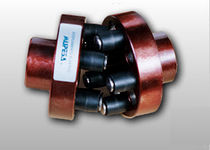 flexible coupling: pin/buffer coupling max. 8 300 rpm | PUE series Mupesa Construcciones Mecánicas, S.L.