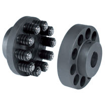 flexible coupling: pin/buffer coupling max. 377 800 Nm | REVOLEX® KX series KTR