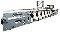 flexographic printing press 22&quot; - 26&quot; | EXL-packaging MPS Systems