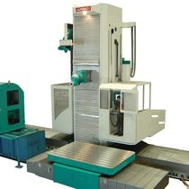 floor type 3-axis vertical traveling column milling machine max. 4000 x 4500 x 1650 mm | MX 7 JUARISTI