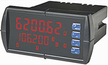 flow-meter LED display 85-365 VAC, 12/24 VDC| DS3000A, DS 3000P Clark