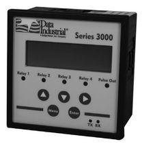 flow monitor 96 x 96 mm | Model 3000, 3100 Badger Meter