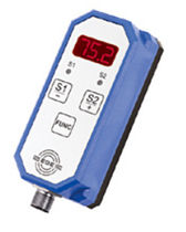 flow monitor and controller 0.2 - 80 l/min | SDI 853 series EGE
