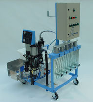 flow regulated resin mixer-dispenser (gear pump) VRI-515 Aplicator