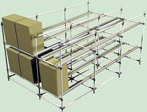flow storage shelving  APORE