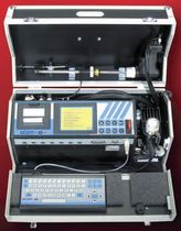 flue gas oxygen (O2) analyzer  RBR-Computertechnik
