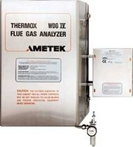 flue gas oxygen (O2), flammables and carbon monoxide (CO) analyzer WDG-IV UOP/RP AMETEK Process Instruments