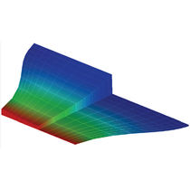 fluid dynamics and thermal transfer simulation software ANSYS POLYFLOW ANSYS