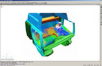 fluid dynamics simulation software TMG-Flow Noran Engineering