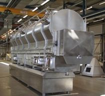 fluidized bed dryer ventilex Imtech DryGenic