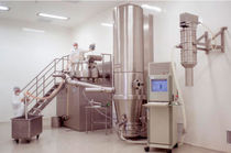 fluidized bed dryer for the pharmaceutical industry  Allgaier
