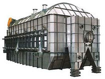 fluidized bed dryer  NARA Machinery Europe