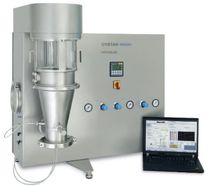fluidized-bed spray dryer granulator 0.05 - 1 kg | Mycrolab Hüttlin GmbH