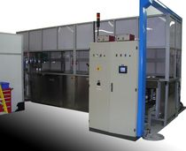 fluorescent liquid penetration NDT inspection machine PLURITANK FPI (NDT) NOVATEC srl - Surface Finishing Technology