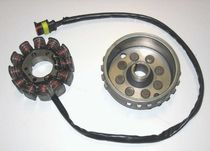 flywheel electric alternator  DUCATI energia s.p.a.