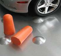 foam ear-plugs 36 dB, EN352 | DETONATOR INFIELD SAFETY