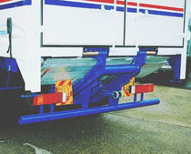 foldable tail lift for truck max. 1 500 kg | REP/1 ANTEO