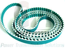folder-gluer transmission belt  Cross & Morse