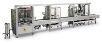 food production line: cake 300 - 550 p/h | CAKEMATIC COMAS SPA