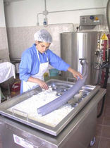 food production line: cheese and whey MALGAMATIC Magnabosco
