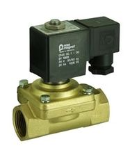 force pilot operated solenoid valve max. 1 MPa | DC, DCJ REGADA