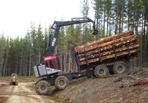 forestry forwarder 300 hp | TF series  TimberPro, Inc.