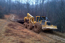 forestry grapple skidder 19 500 kg (43 000 lb),  164 kW (220 hp) | 615C Tigercat