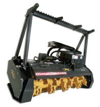 forestry mulcher for track loader  DIGGA