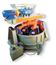 foundry sand mixer-dispenser (volumetric dispenser) max. 75 HP | P series Wesman