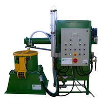 foundry sand mixer-dispenser (volumetric dispenser) max. 300 l | DOSA 1 BIANCHI