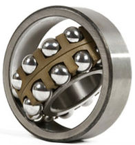 four point contact ball bearing ID : 8 - 80 mm, OD : 22 - 180 mm | FPC A&S Fersa