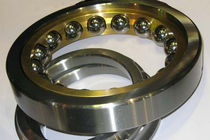 four point contact ball bearing  wafangdian quanhua bearing manufacturing