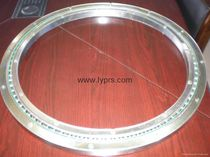 four point contact ball slewing ring ID 170 - 4 272 mm Luoyang  Precision Bearing