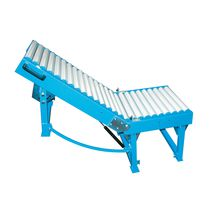 free roller conveyor gate  ERIMEC MANUTENTION