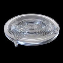 Fresnel lens for power led ø 50 mm | PL1174xx series KHATOD OPTOELECTRONIC S.r.l.